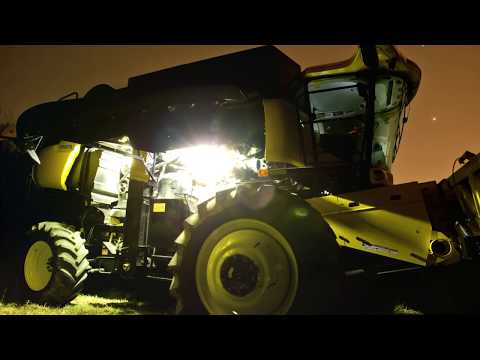 Why LED Lighting for your New Holland Equipment?
