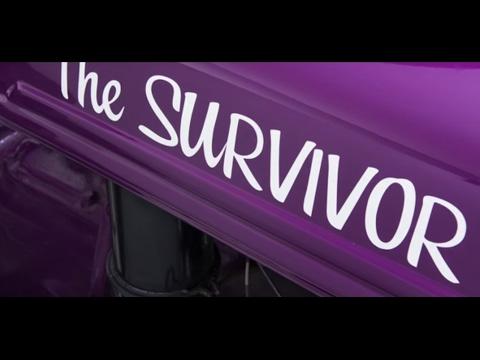 Cancer Survivor Stories - Survivor Tractor