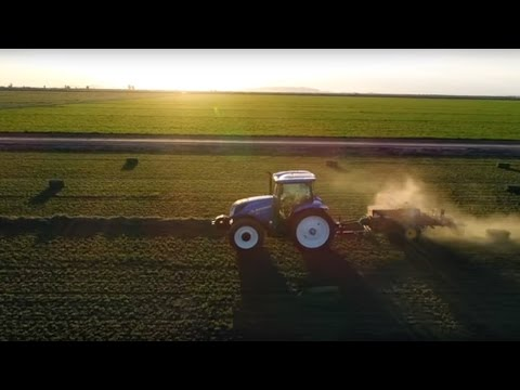 T6 Series Tractors - An Overview by New Holland