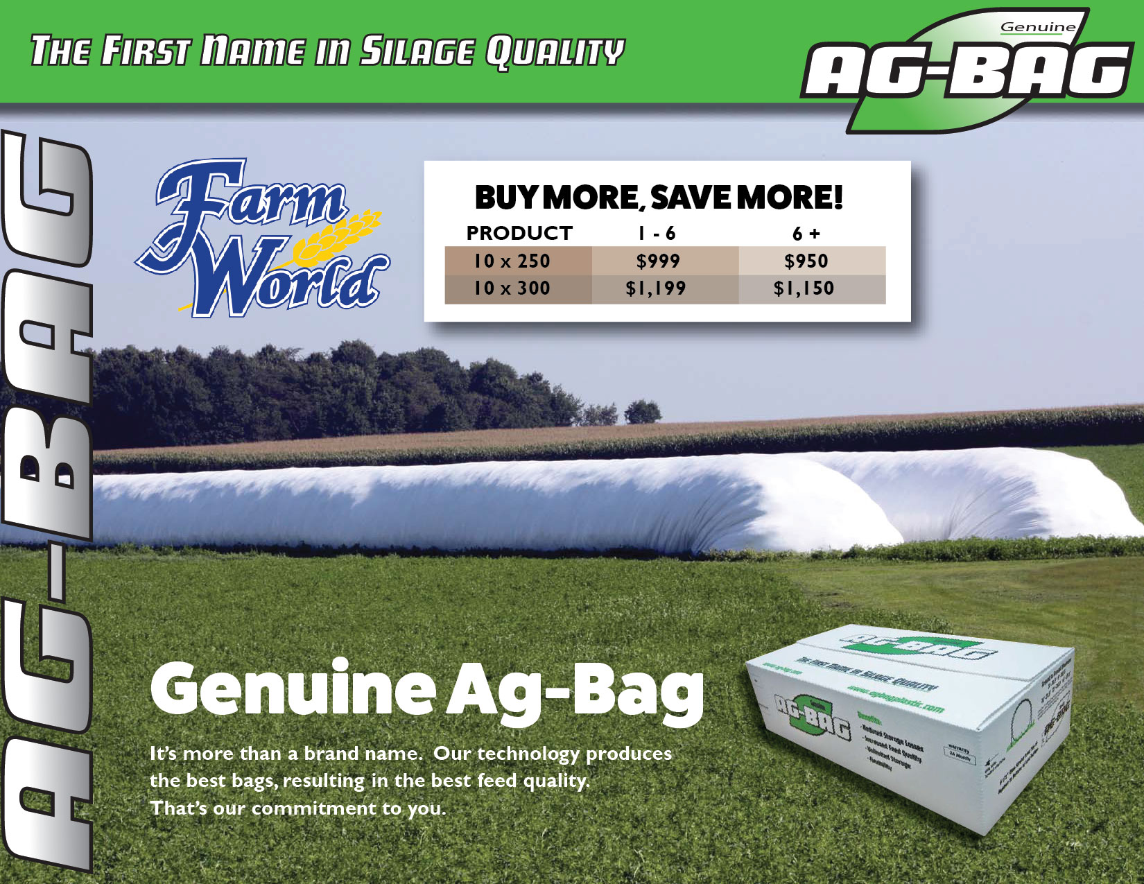 AG-BAG Buy More, Save More! - Image 3