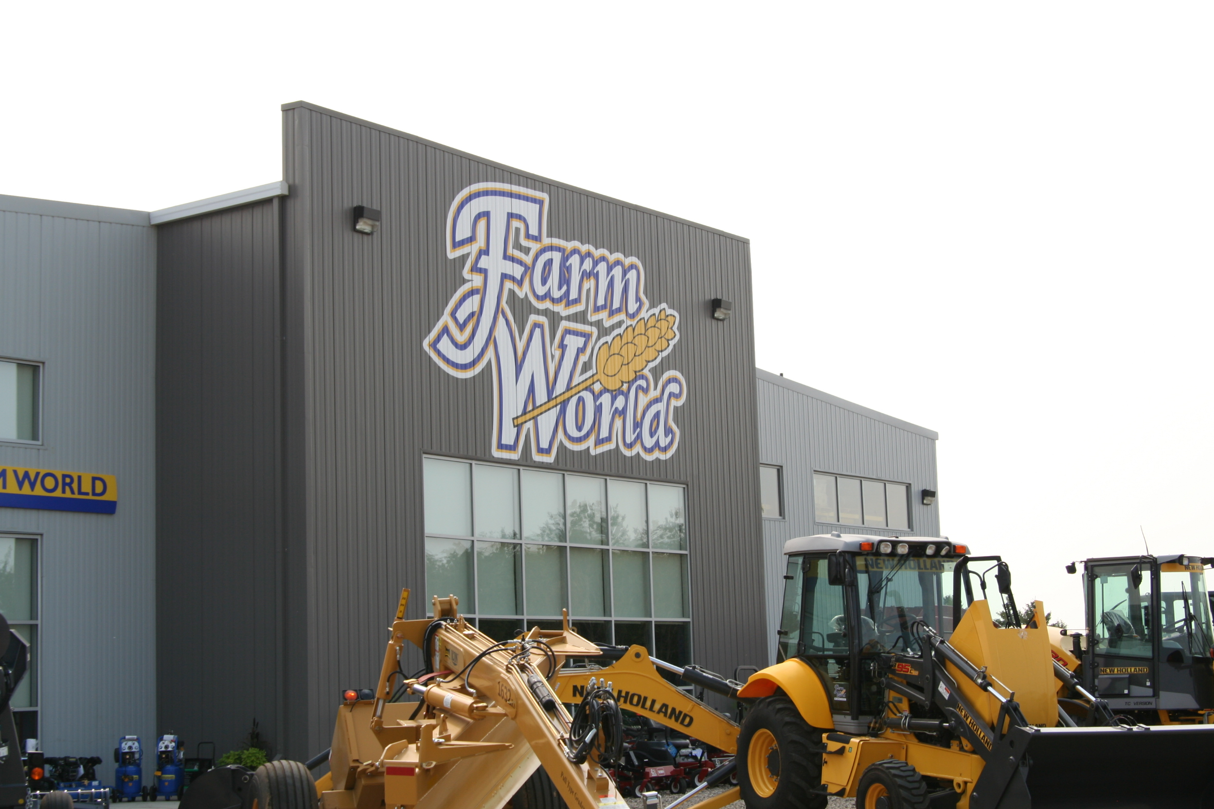 Work at Farm World