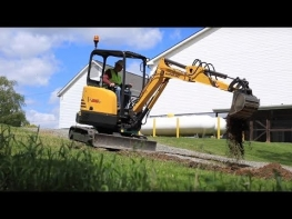 Machinery Minute: New Holland Compact Excavators