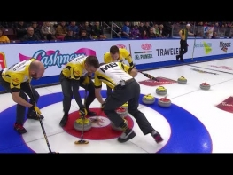 New Holland and DuPont Pioneer Support Curling Canada