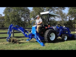 Machinery Minute: Workmaster25™ Compact Tractor
