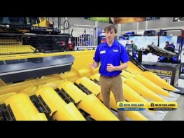 New Holland Introduces 9200 Series CornMaster Corn Head