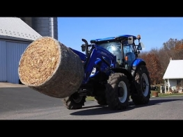 Machinery Minute: T6 Dynamic Command Tractor