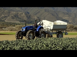 Machinery Minute: TS6 High-Clearance Tractor