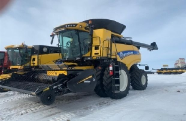 2018 New Holland CR9.90Z Combine