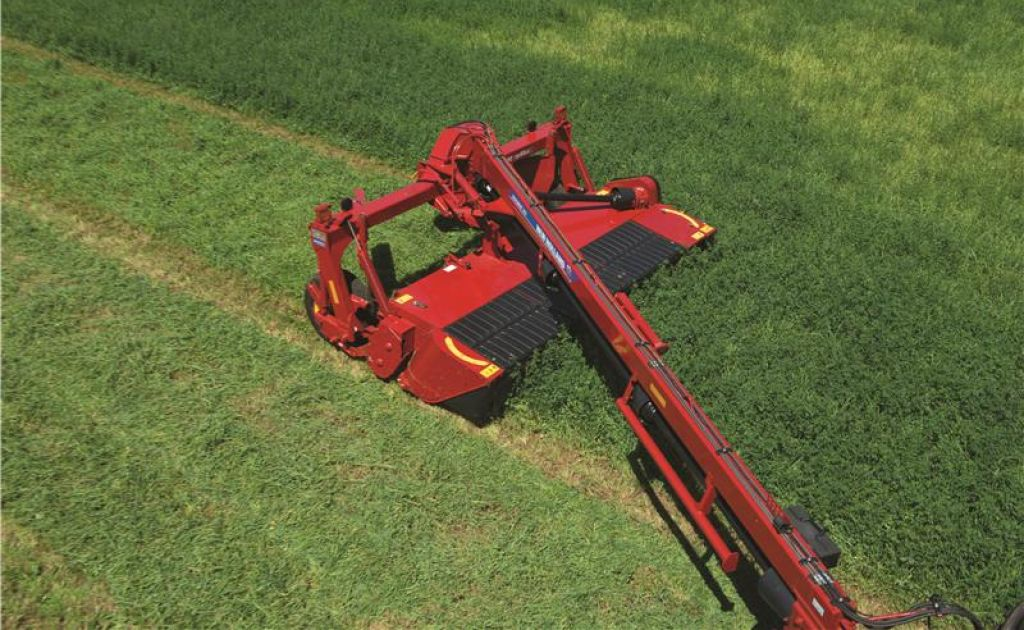 NEW HOLLAND DISCBINE  DISC MOWER-CONDITIONERS