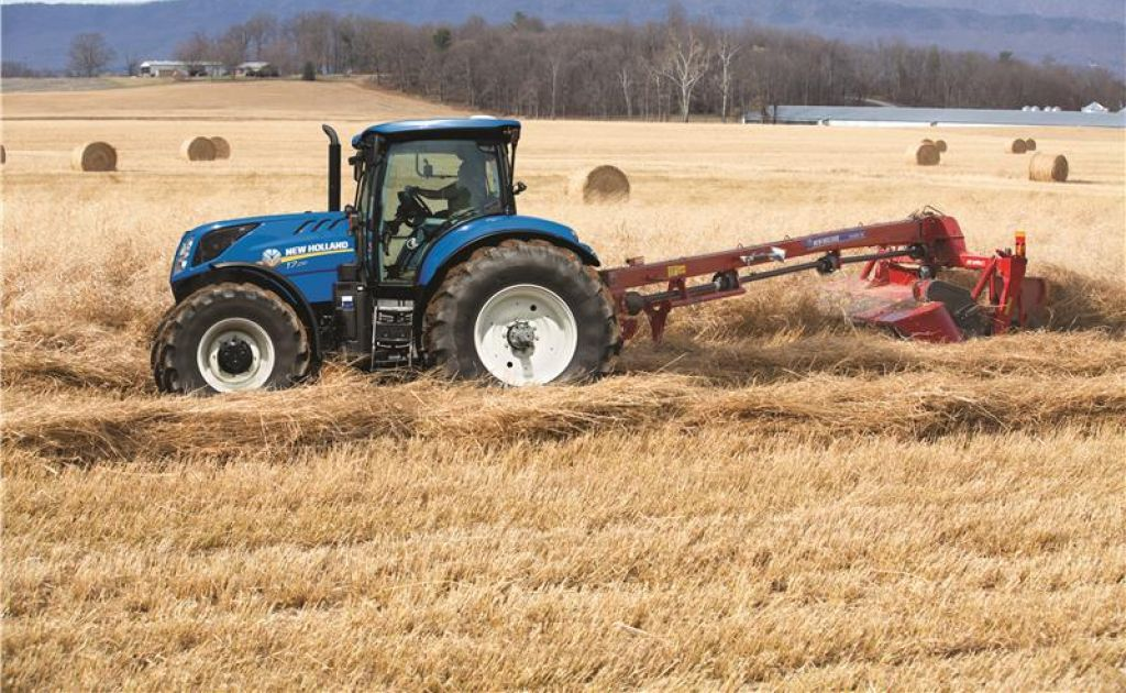NEW HOLLAND T7 SERIES TRACTORS